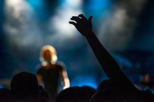 Konsertfoto Sondre Justad - Fotograf Tonje Jakobsen
