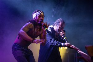 Konsertfoto Tshawe og Yosef - Fotograf Tonje Jakobsen