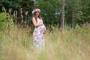 Gravidfotografering Tonje Jakobsen