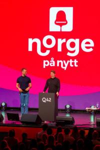 Morten Hegseth og Vegard Harm - Fotograf Tonje Jakobsen