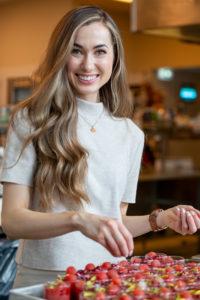 Malin Ekstrøm mat - Fotograf Tonje Jakobsen